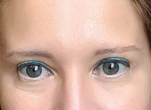 Gli occhi dell'autrice Claudia Mura